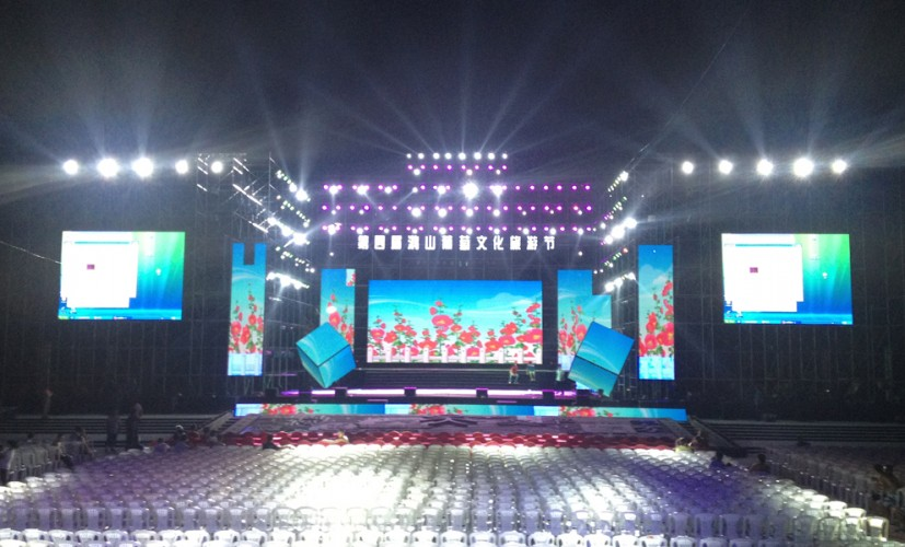 LED Screen Rental for Festivals & Events